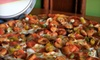 Fizz Bar & Grill Old Account - Lakeview: Beer Flights and Pizza for Two or Four at Fizz (Up to 51% Off)