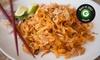Bangkok Cuisine - Multiple Locations: $ 15 for $ 30 Worth of Thai Food at Bangkok Cuisine