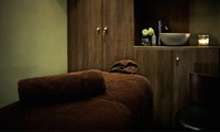 Choice of 50-Minute Massage, Goodie Bag and Optional 30-Minute Facial at Spa at the Hilton Park Lane (Up to 52% Off)
