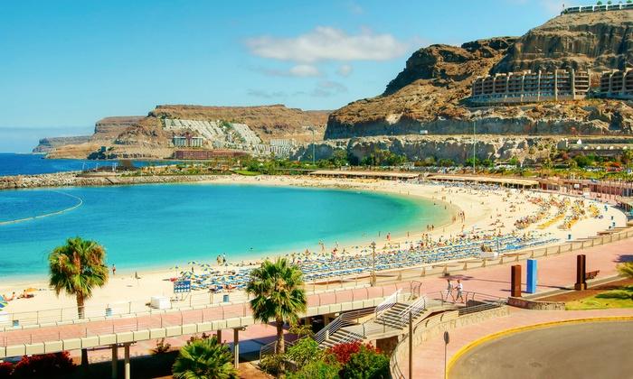 Gomundo: ✈Gran Canaria: 4 o 7 noches en habitación doble con vuelo de I/V desde Madrid o Barcelona en el Hotel Verol