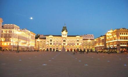 Trieste, Park Hotel Muggia - 1 notte in camera doppia o matrimoniale standard con colazione e accesso spiaggia per 2