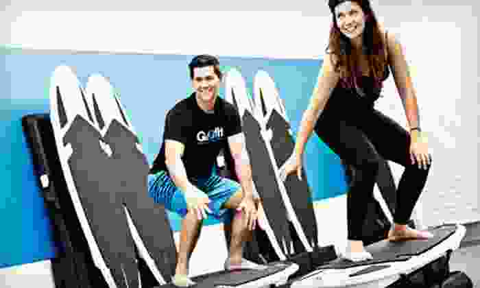 G60fit - Goldenwest: Kids' Surfset Classes or Adult Surfset or Boot-Camp Classes at G60fit (Up to 81% Off). Three Options Available.