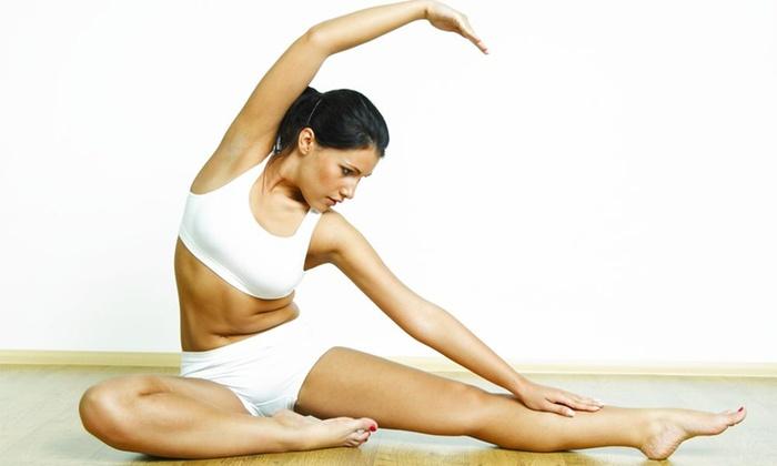 Mystical Human - Delray Manors: Three 75-Minute Vinyasa Yoga Classes from Mystical Human School(Yoga) (70% Off)