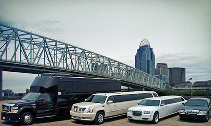 Motortoys Limousine Service - Reading: Five- or Eight-Hour Rental of a Limo, Rolls-Royce, or Party Bus from Motortoys Limousine Service (Up to 54% Off)