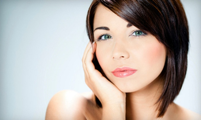 The Skin Clinic - Huntington: Two or Four Skin-Tightening ReFirme Treatments for the Neck, Jowls, and Eyes at The Skin Clinic (Up to 81% Off)
