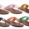 $21.99 for GoMax Bernadine Flat Sandals