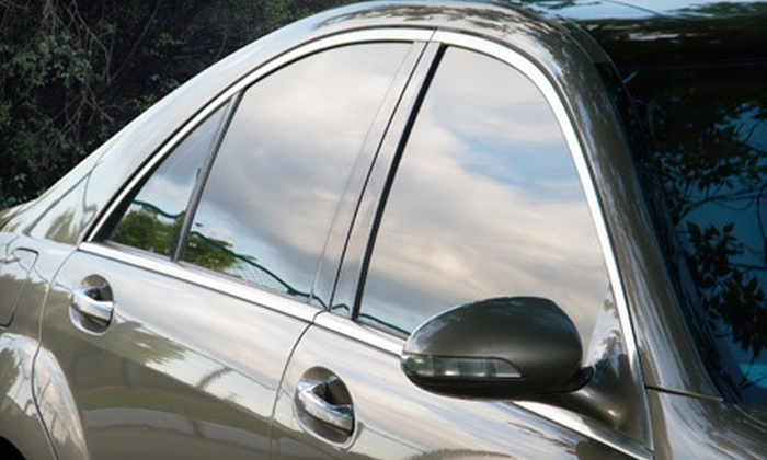 Kendall Tinting Inc. - Miami: Window Tinting for a Two-Door or Four-Door Car at Kendall Tinting Inc. (Up to 54% Off)