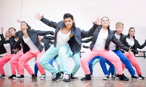 Jigsaw Dance Company: Two Dance Classes of Choice for One or Two Persons with Jigsaw Dance Company