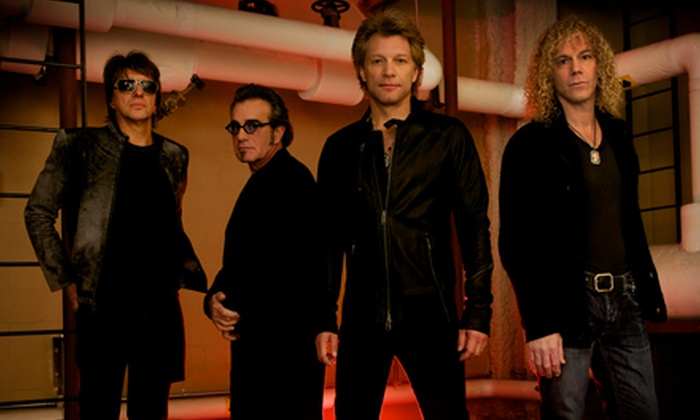 Bon Jovi: Because We Can - The Tour - American Airlines Center: $35 to See Bon Jovi: Because We Can - The Tour at American Airlines Center on April 11 at 7:30 p.m. (Up to $62.93 Value)