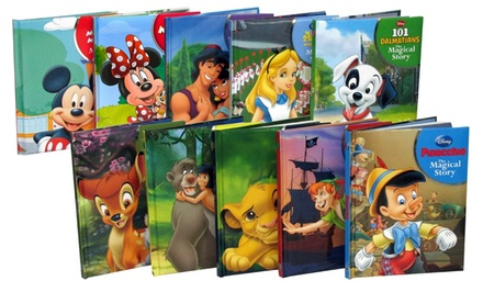 Disney Padded Storybook