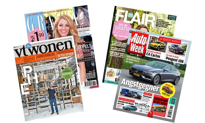 sanoma media netherlands losse tijdschriften key nl in