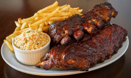 $18 for $30 Worth of Barbecue and American Food at Dillon's