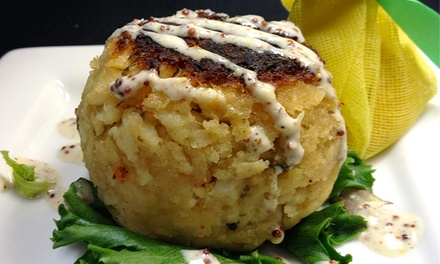 $25 for $50 Worth of Celtic Cuisine at Corcoran's Tavern & Grill