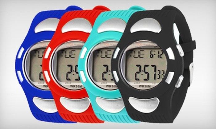 Bowflex Heart Rate Monitor Watch: $12.99 for a Bowflex EZ Pro Heart Rate Monitor Watch ($129.99 List Price). Free Returns.