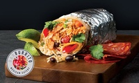 Burrito, Tortilla Chips and Drink for One or Two at Barburrito Metrocentre Gateshead (Up to 51% Off)