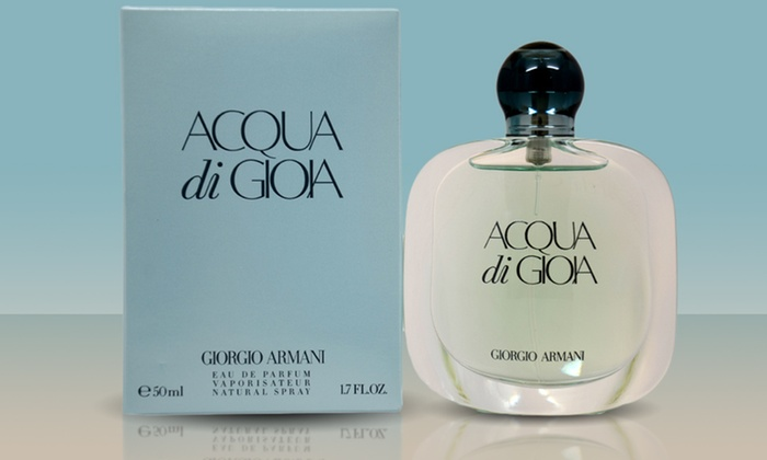 Acqua Di Gioia by Giorgio Armani for Women Eau de Parfum: $37.99 for Acqua Di Gioia by Giorgio Armani for Women Eau de Parfum 1.7 Fl. Oz. ($65 List Price). Free Shipping.