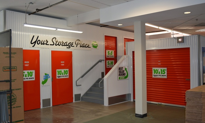U-haul Moving & Storage Of Sherwood - Sherwood - Tualatin South: $36 for $65 Worth of Storage-Space Rental — U-Haul