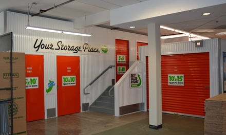 $36 for $65 Worth of Storage-Space Rental — U-Haul