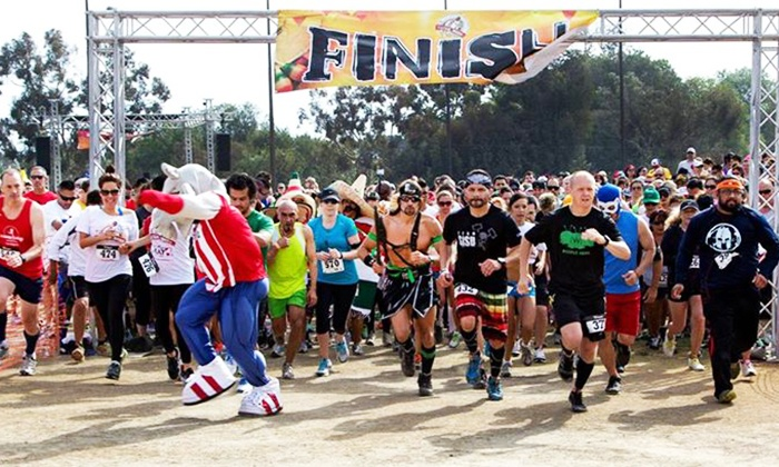 Tacos and Beer 5K - LA Harbor - Coastal San Pedro: $35 for Tacos and Beer 5K Run on Saturday, August 15, at 8 a.m. ($65 Value)