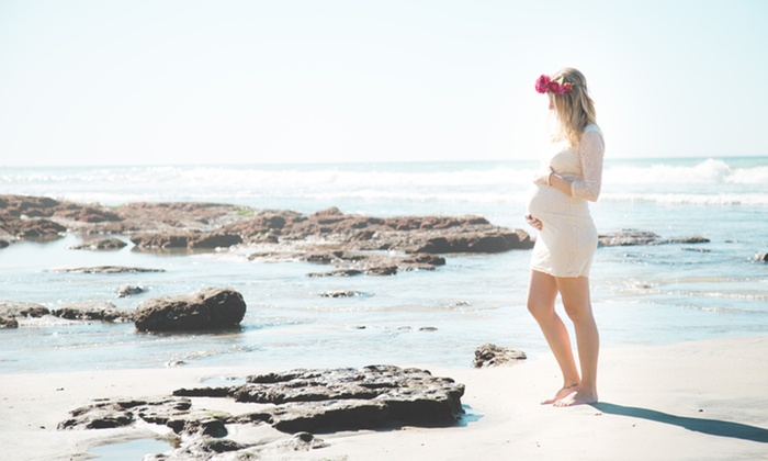 Alex Clark Photography - San Diego: Two-Hour Maternity or Newborn Photo-Shoot Session at Alex Clark Photography (67% Off)