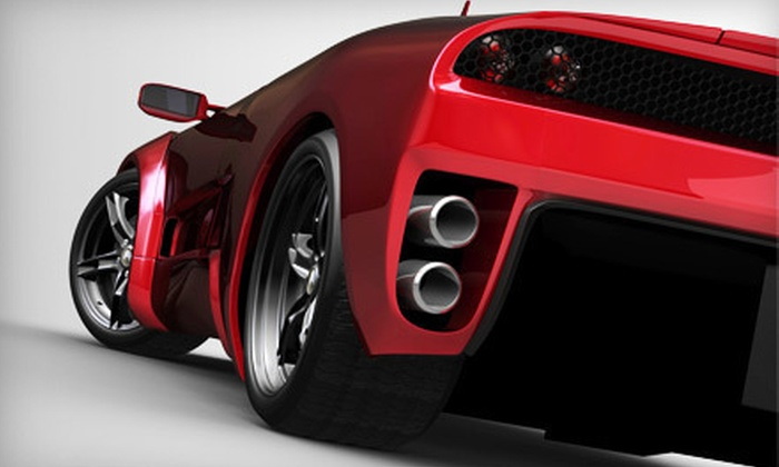 iDetail - Detroit: Express Detail for One or Two Cars from iDetail (Up to 60% Off)