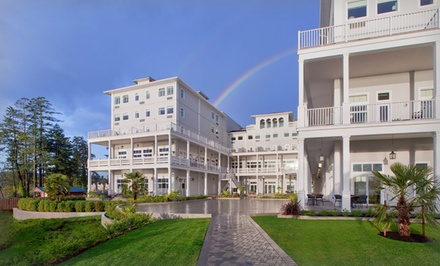 2-Night Stay for Two with Dining Credits at Best Western Premier – Prestige Oceanfront Resorton Vancouver Island, BC