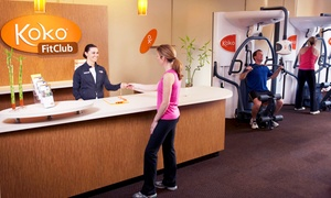 Koko FitClub: 8 or 15 Smartraining Fitness Sessions at Koko FitClub (Up to 59% Off)