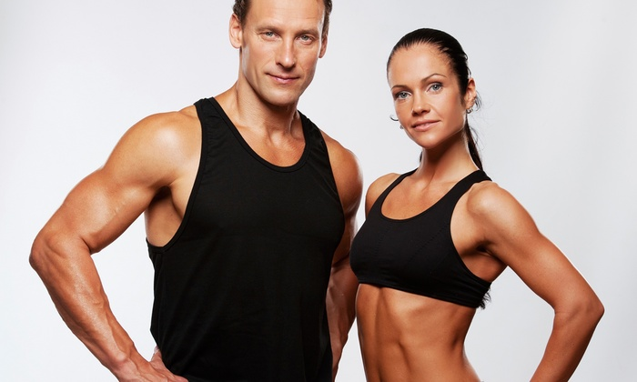 SwaggHER Fitness - Belleville: $50 for 12 Live Insanity Boot-Camp Classes at SwaggHER Fitness ($120 Value)