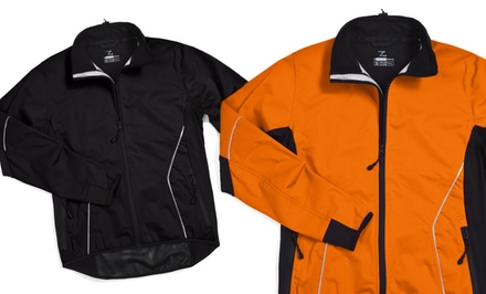 Zorrel Cortina Men's Athletic Training Jacket. Multiple Colors Available. Free Returns.