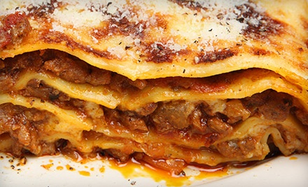 Italian Food and Drinks at Roncone's Italian Restaurant (Up to 50% Off). Two Options Available.