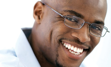 $35 for an Eye Exam and $260 Toward Frames and Lenses at Sterling Optical ($345 Value)