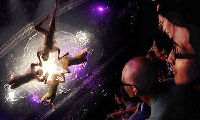 """Fuerza Bruta"" - Daryl Roth Theatre: $39 to See a ""Fuerza Bruta"" Acrobatic Dance Show at Daryl Roth Theatre Through Saturday, February 2 ($79 Value)"