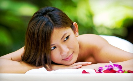 Haircut, Blow-Dry, Style, and Scalp or Hair Treatment (a $90 value) - Venus Salon and Spa in Renton
