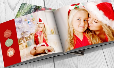 Custom Hardcover Photo Books from Printerpix from $4.99–$29.99