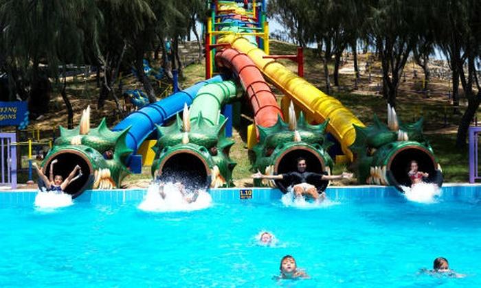 dreamland aqua park in groupon