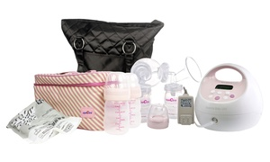 Spectra S2 Breast Pump Set with Tote and Cooler