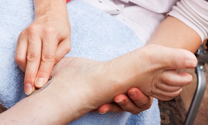 Enchanted Therapies, Llc: 60-Minute Foot Reflexology Session from Enchanted Therapies, LLC (45% Off)