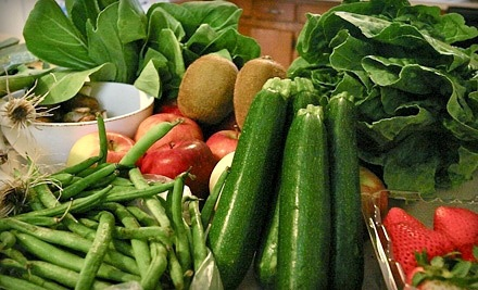 $40 for a One-Year Co-Op Membership and Bag of Seasonal Produce or Pasture-Fed Meats at Natural Farms ($80 Value)
