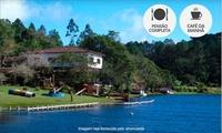 Tapiraí/SP: até 4 noites para 2 (opções em feriados) no Encontro das Águas Hotel Fazenda.
