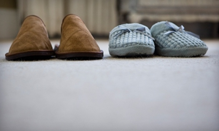 Professional Carpet Systems - Huntsville: $69 for 350 Square Feet of Carpet Cleaning from Professional Carpet Systems ($154 Value)
