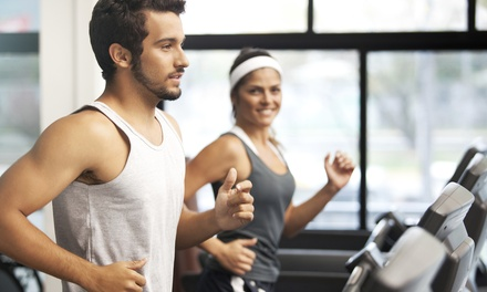 5, 10, or 15 Classes or Gym Visits or One Month of Classes or Gym Visits at Sweat Fitness (Up to 81% Off)
