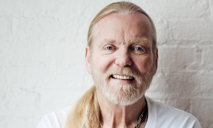Gregg Allman - Rialto Square Theatre: Gregg Allman at Rialto Square Theatre on Saturday, October 19, at 8 p.m. (Up to 43% Off)