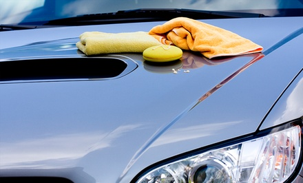 Exterior Detailing for Small, Mid-Size, Full-Size, or Truck-Size Vehicles at We Care Autobody (Up to 79% Off)