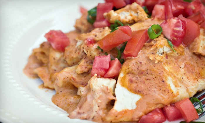 La Costa del Sol - San Jose: Salvadoran and Mexican Food for Two, Four, or Six at La Costa del Sol (Up to 59% Off)