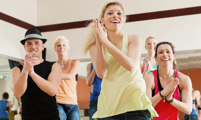 Heatwave Dance Fitness Club - Chicago: $37 for 10 Fitness Classes at Heatwave Dance Fitness Club ($120 Value)