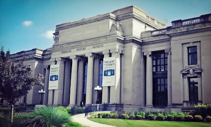 "Missouri History Museum - Saint Louis: Visit to the ""Civil War in Missouri"" Exhibit for Two or Four at the Missouri History Museum (Up to 55% Off)"