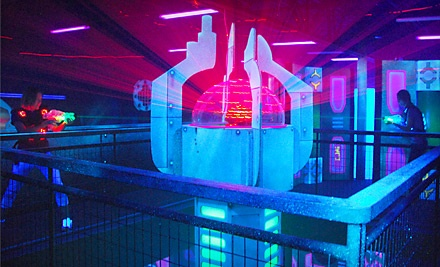 $16 for Four Games of Laser Tag at Laser Legend (Up to $32 Value)