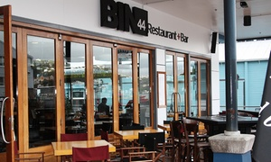 Bin 44: Three-Course Dinner and Drinks for 8 ($269), or 50 People with $1,000 Bar Tab ($2,249) at Bin 44 (Up to $4,450 Value)