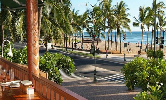 7 Day Hawaiian Vacation With Airfare In Honolulu Hi Groupon Getaways