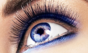 Aesthetic Florida: Mink Lash Extensions with Collagen Eye Treatment and Optional Lash Touchup at Aesthetic Florida (Up to 65% Off)